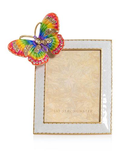 Rainbow Butterfly Frame, 3