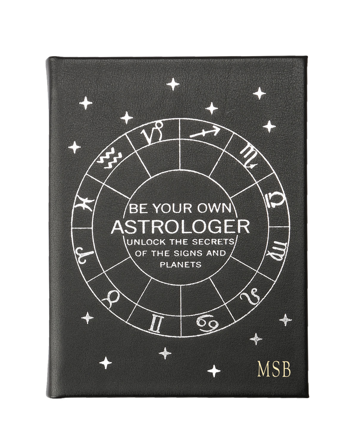 "Graphic Image BE YOUR OWN ASTROLOGER"" BOOK, PERSONALIZED"""