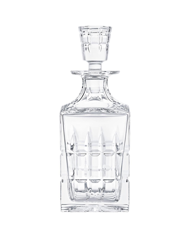 Saint Louis Crystal Barware & accessorys MANHATTAN SQUARE DECANTER
