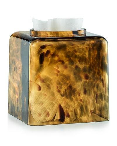 Tortoise Tissue Box Cover