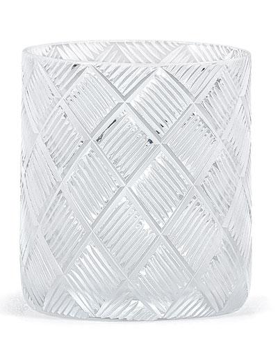 Basket Weave Tumbler