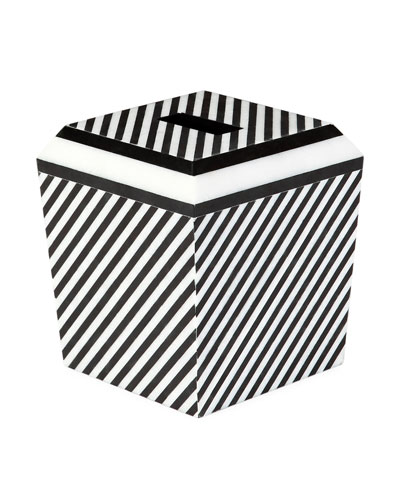 Petra Collection Tissue Box Cover