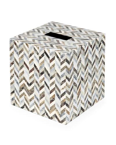 Capri Tissue Box Cover