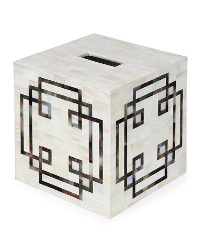 Greco Tissue Box Cover