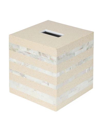 Riveria Tissue Box Cover