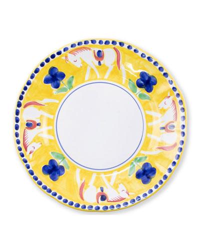 Cavallo Dinner Plate