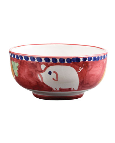 Porco Cereal/Soup Bowl