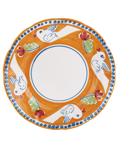 Uccello Dinner Plate