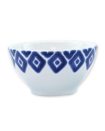 Santorini Diamond Cereal Bowl