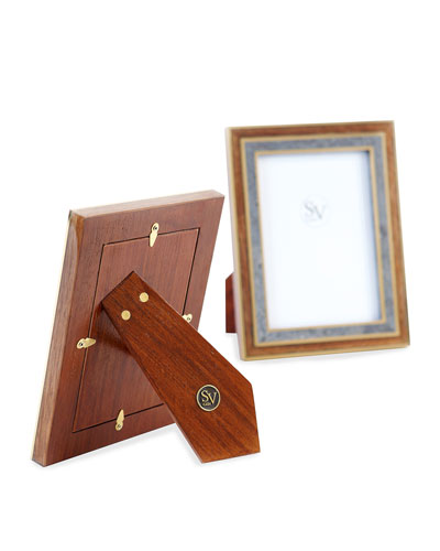 Madagascar Double Picture Frame, 4