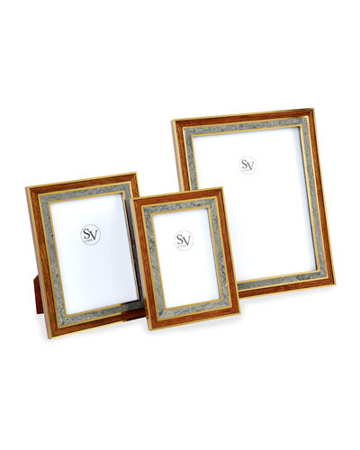 Madagascar Double Picture Frame, 8