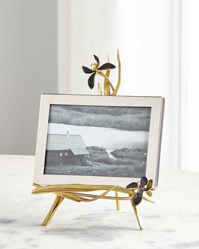 Black Iris Easel Frame, 5