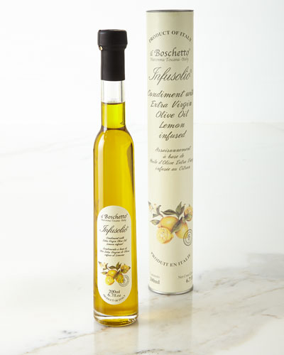 Lemon Infused Extra Virgin Olive Oil, 200 mL