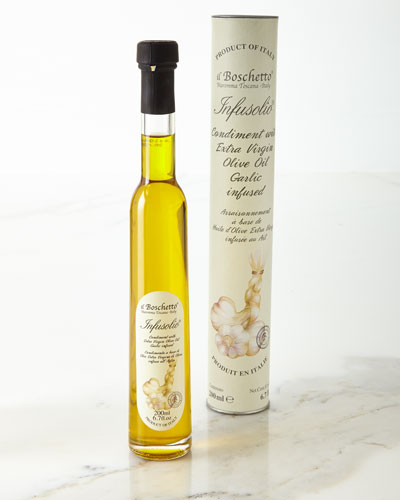 Garlic Infused Extra Virgin Olive Oil, 200 mL
