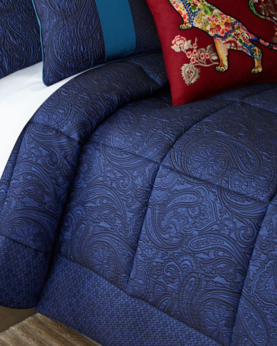 Quilted King Comforter Set