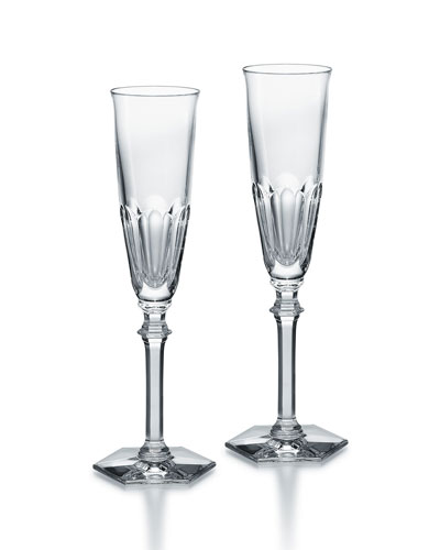 Harcourt Eve Champagne Flutes, Set of 2