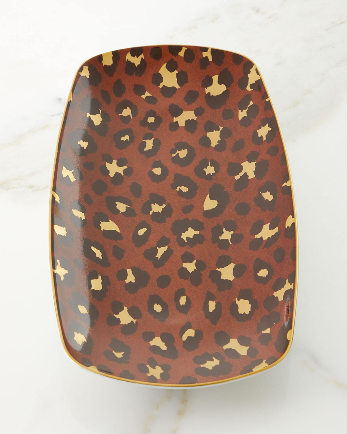 L'objet LEOPARD MEDIUM TRAY