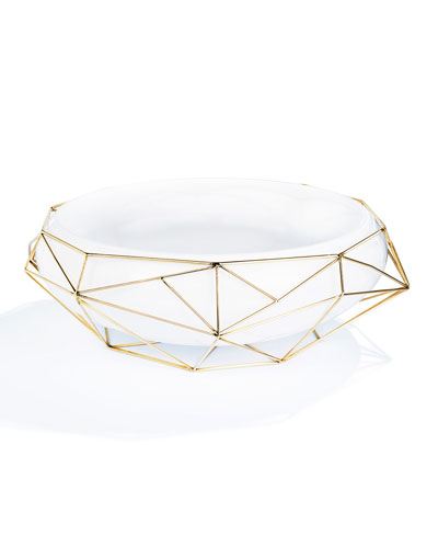 Framework White Bowl