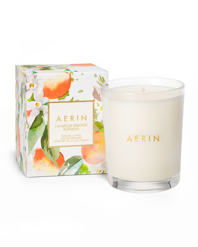 L'Ansecoy Orange Blossom Candle