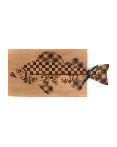 Fish Serving Board, Large