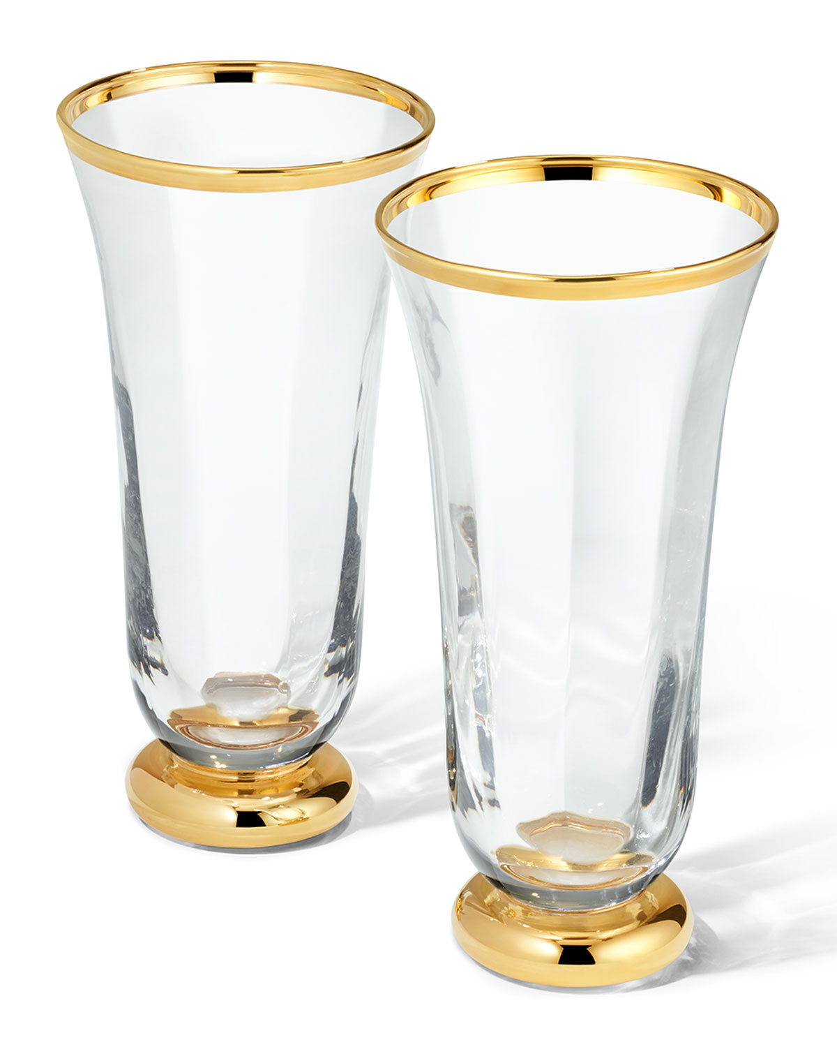 Aerin SOPHIA DRINKING FLUTES, SET OF 2