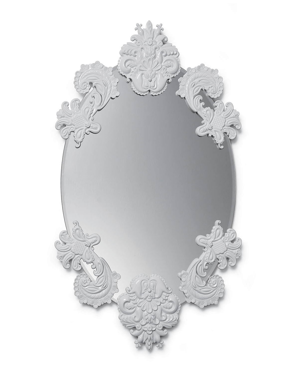 Lladrò OVAL WALL MIRROR