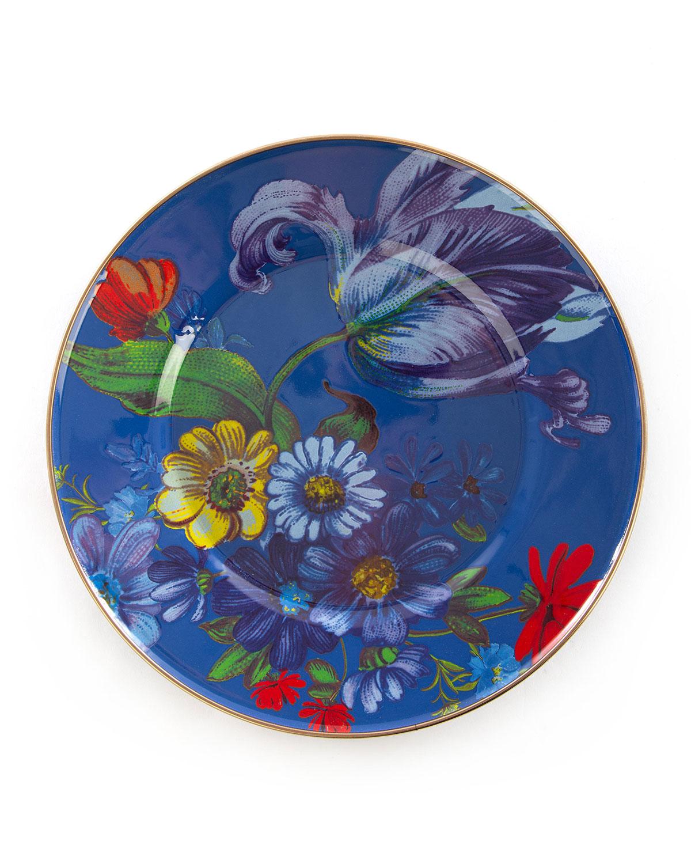 Mackenzie-Childs FLOWER MARKET DINNER PLATE