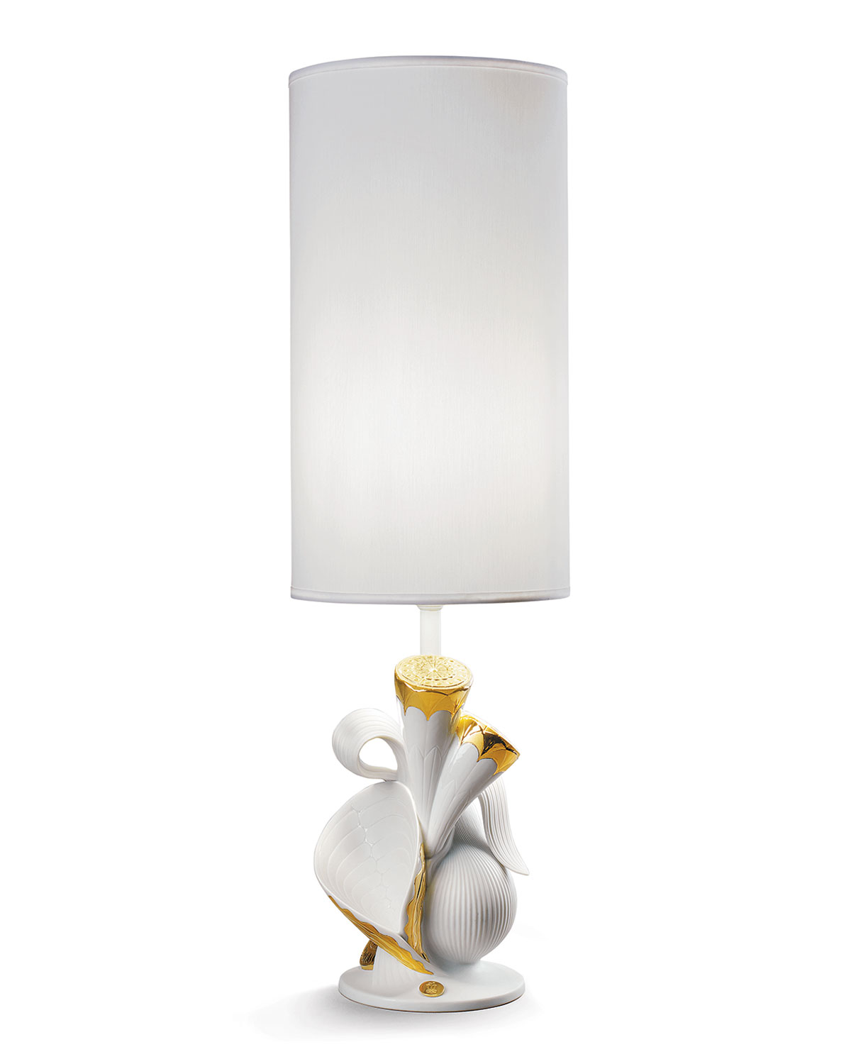 Lladrò NATUROFANTASTIC LIVING NATURE TABLE LAMP