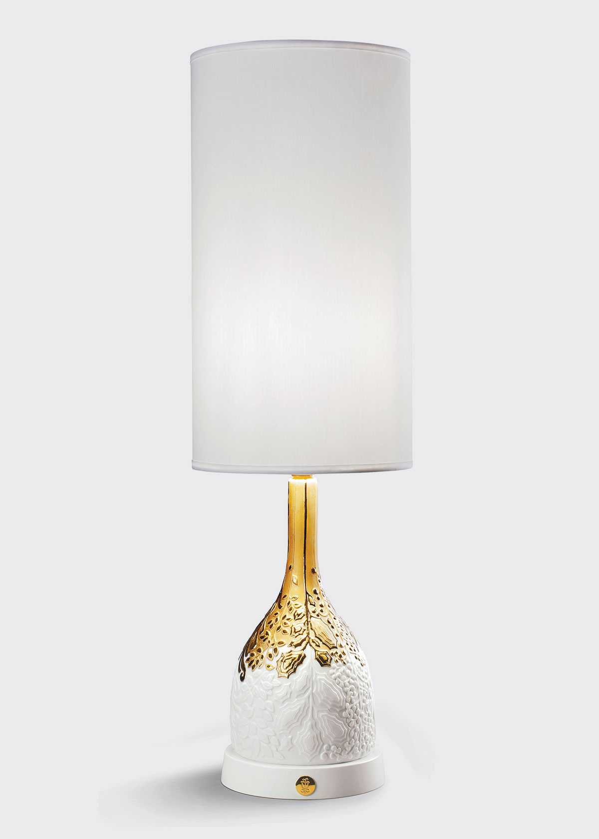 Lladrò NATUROFANTASTIC ORGANIC NATURE TABLE LAMP