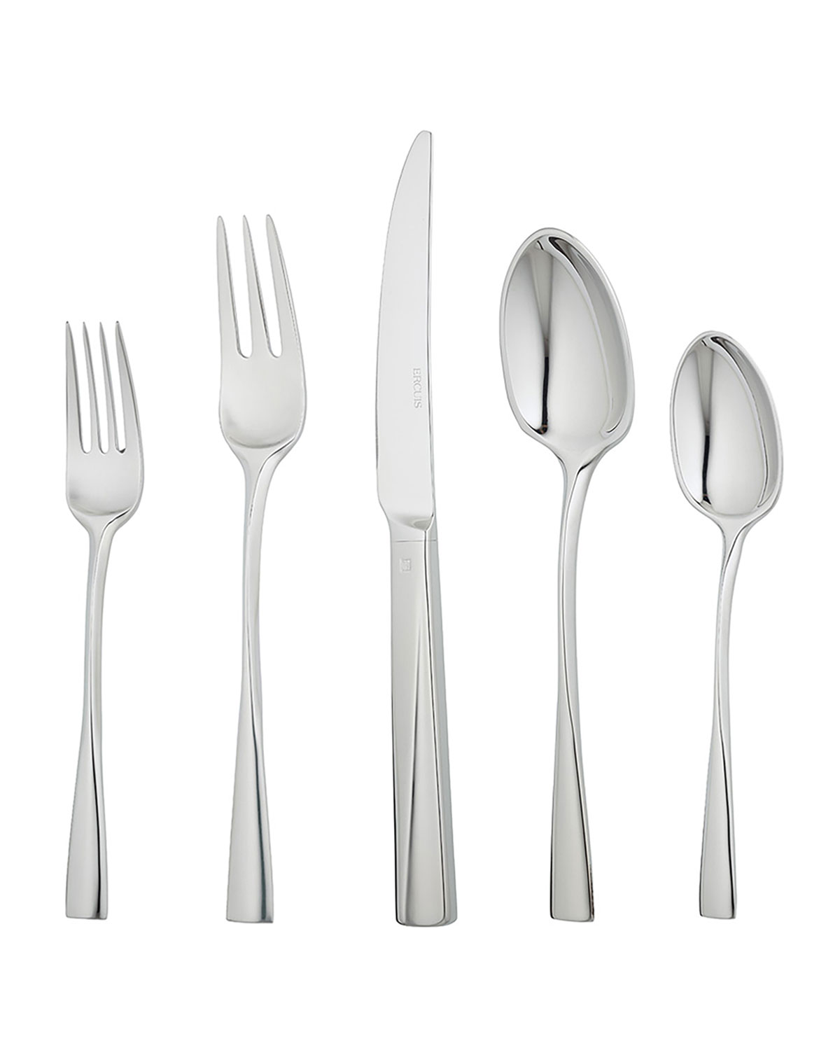 Ercuis CHORUS 5-PIECE FLATWARE PLACE SETTING
