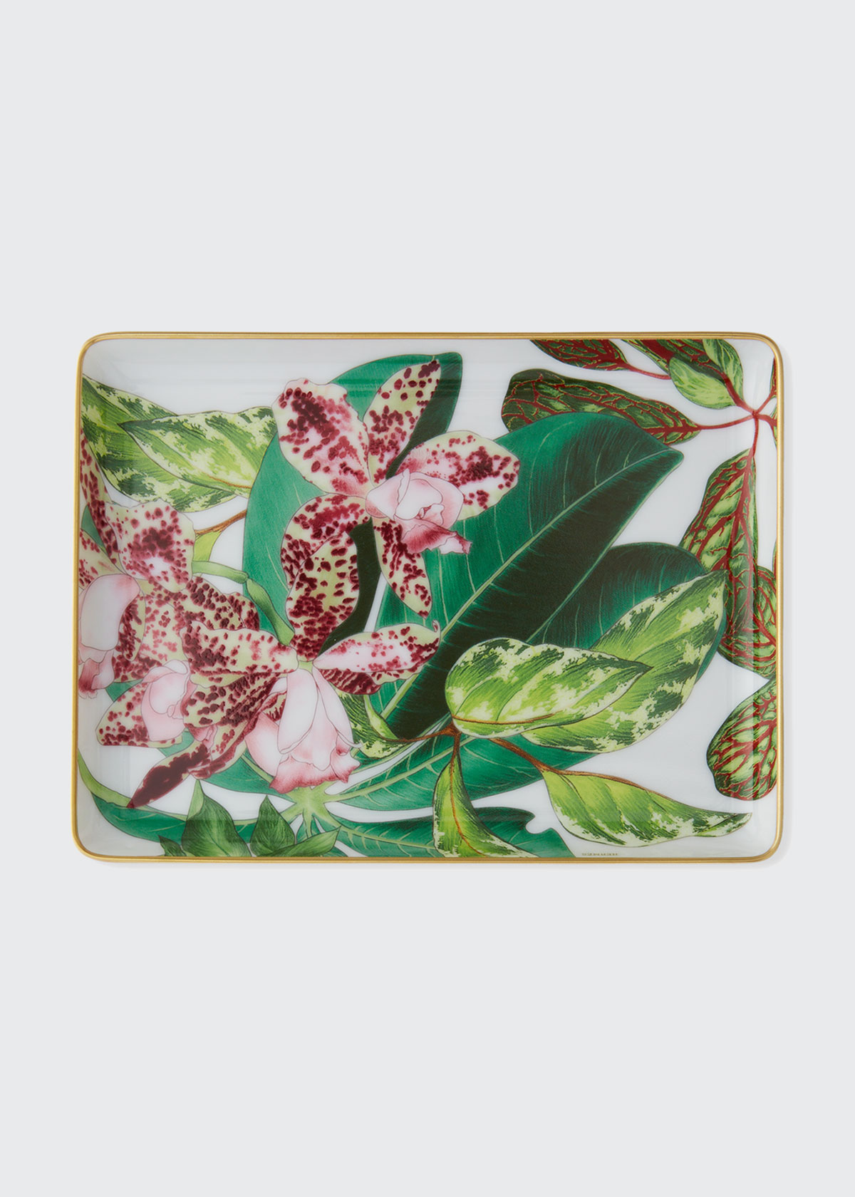 Herm S PASSIFOLIA SMALL TRAY N1