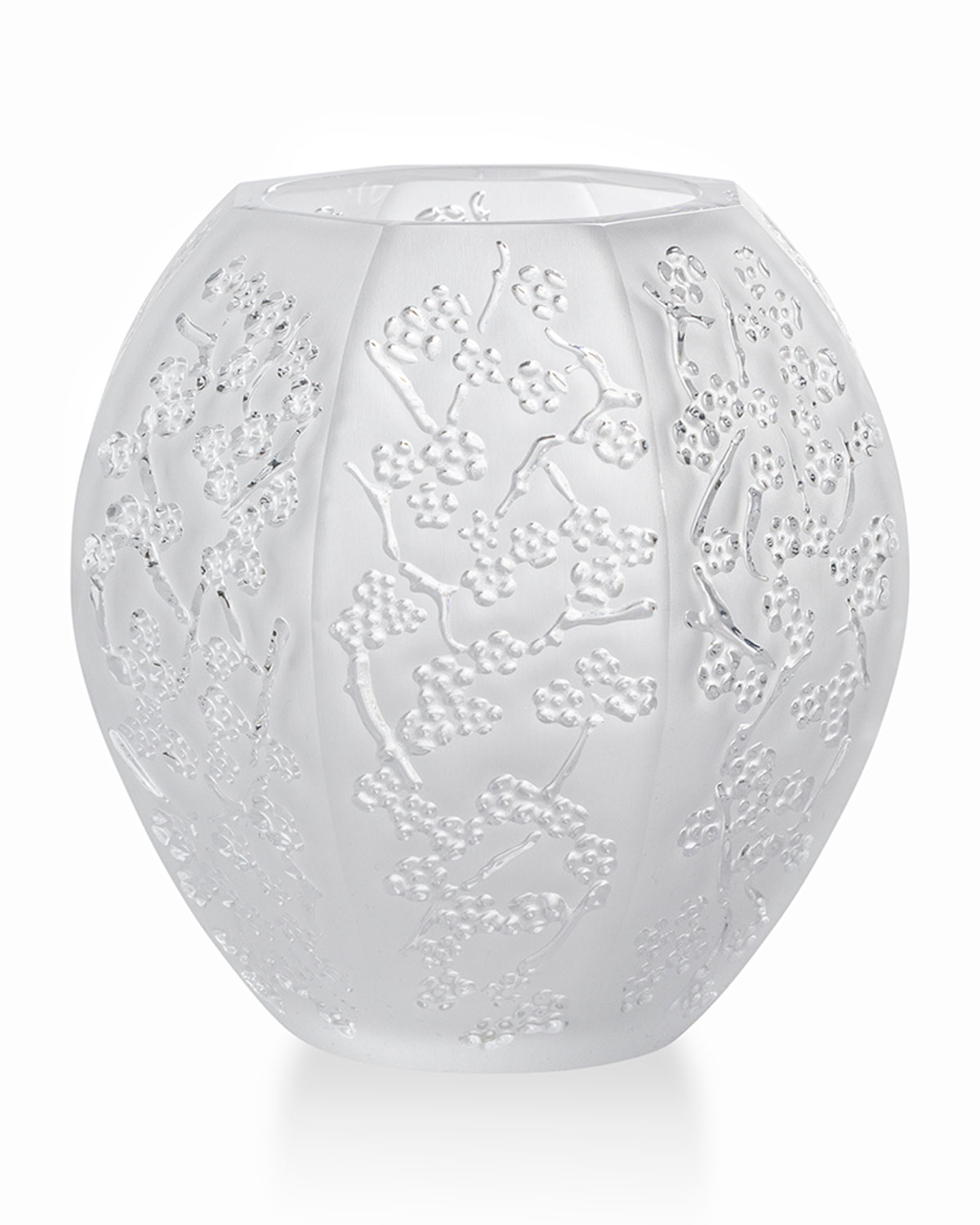Lalique SMALL SAKURA VASE