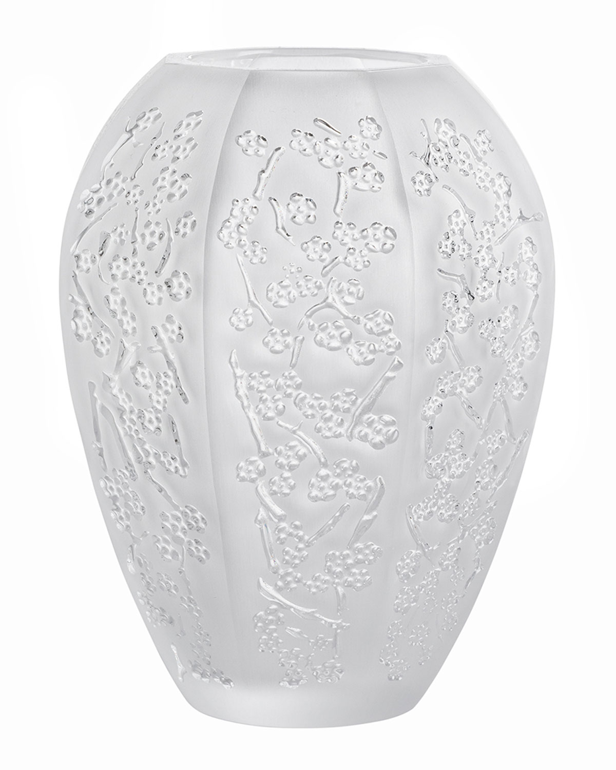 Lalique MEDIUM SAKURA VASE