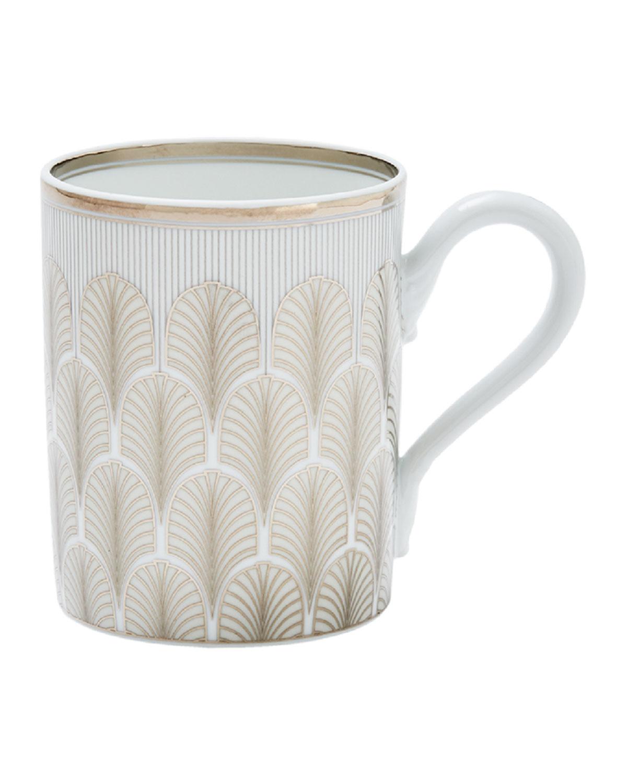 Richard Ginori MAGNIFICO PLATINUM COFFEE MUG
