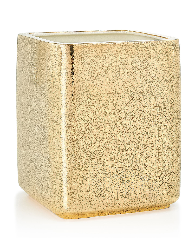 Labrazel PIA GOLD WASTE BASKET