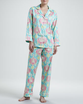Bedhead King Louis Classic Sateen Pajamas