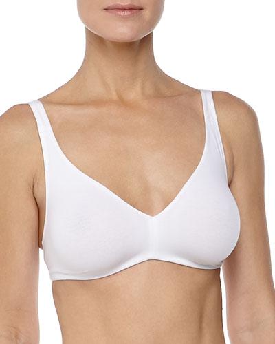 Cotton Sensation Full-Busted Bra, Skin