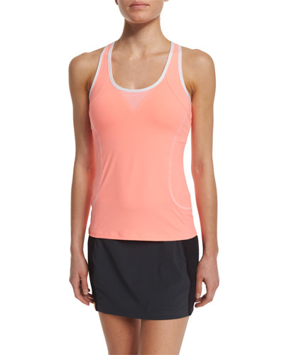 Speed Performance Athletic Tank, Sorbet