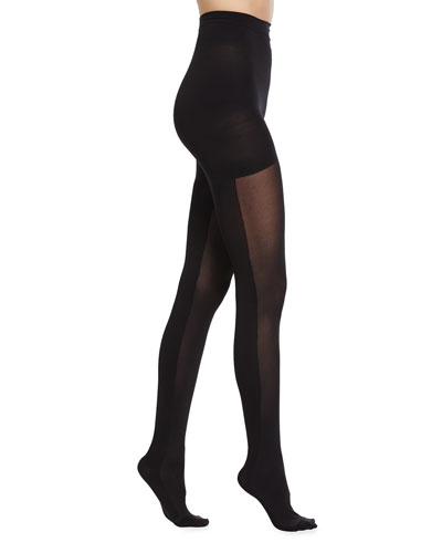 Double Take Tights, Very Black