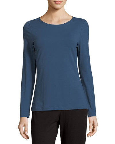 Souple Long-Sleeve Lounge T-Shirt