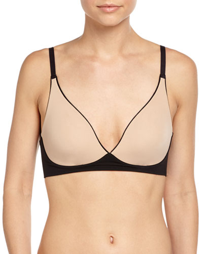 The Nudist Demi Contour Underwire Bra