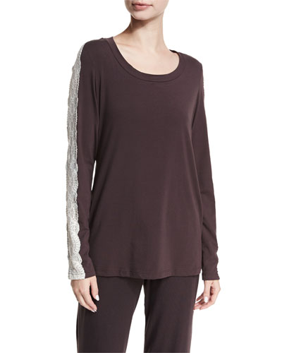 Sonia Long Sleeve Lounge Top