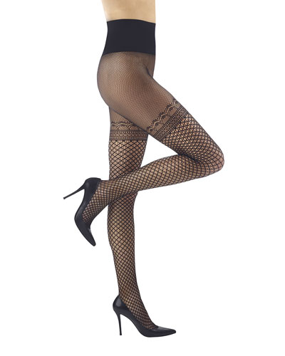 Deco Faux-Thigh High Tights
