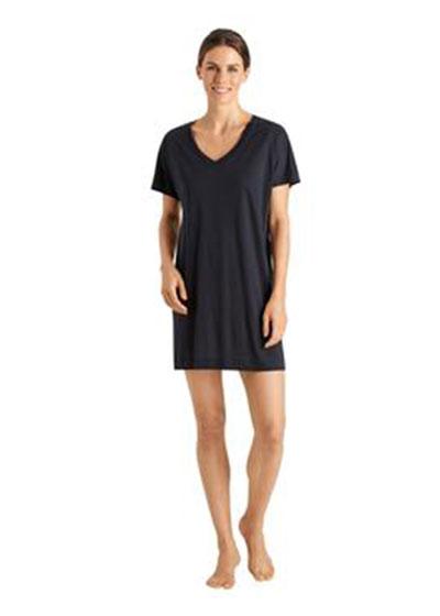 Laura Short-Sleeve Sleepshirt