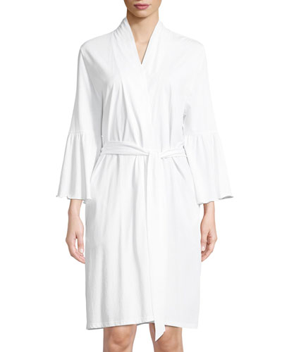 Lex Pima Cotton Robe