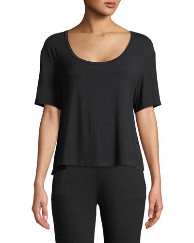 Luisa Short-Sleeve Pajama T-Shirt