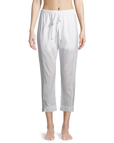 Draper Crop Lounge Pants