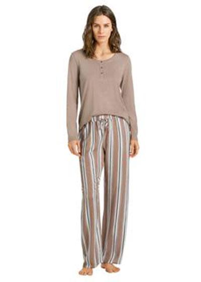 Medallion Pattern Lounge Pants