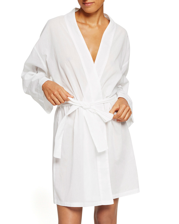 Classic Cotton Robe