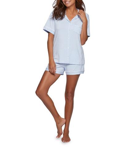 Bamboo Shorty Pajama Set